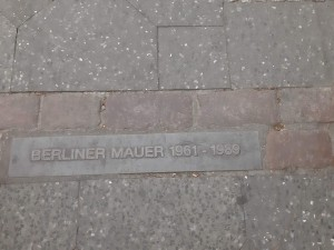 Berliner Mauer 1961 - 1989