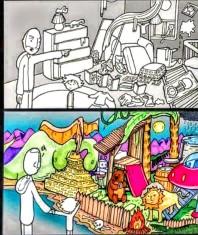 Chaos vs Phantasiewelt
