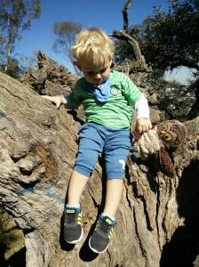Selbstständigkeit eines Kindes