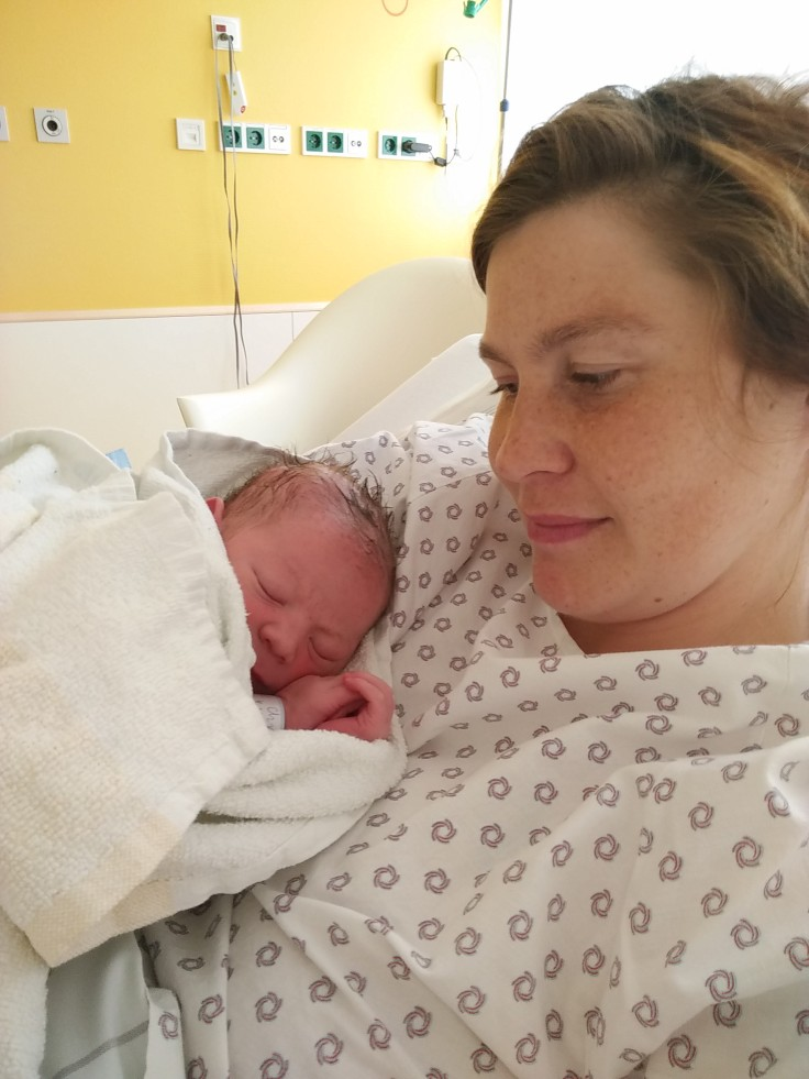 16. Juni 2015 - die Geburt meines Sohnes